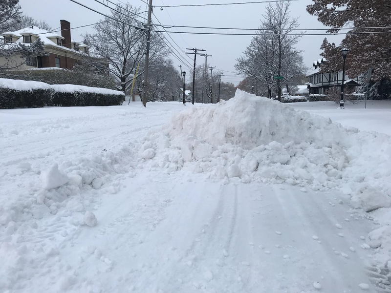 Syracuse Common Councilors agreed to reduce a license fee for plow drivers from $250 to $50. Plow drivers could be fined if they leave piles of snow in the road or block sidewalk access