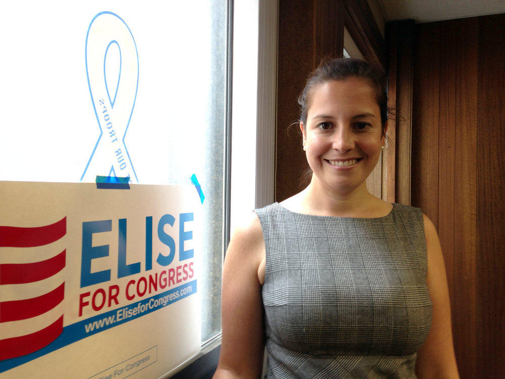 In North Country, Republican candidate Stefanik says ...
