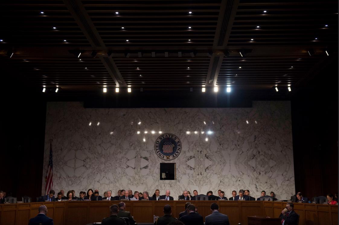 Former Trump campaign chief Manafort to talk to Senate investigators