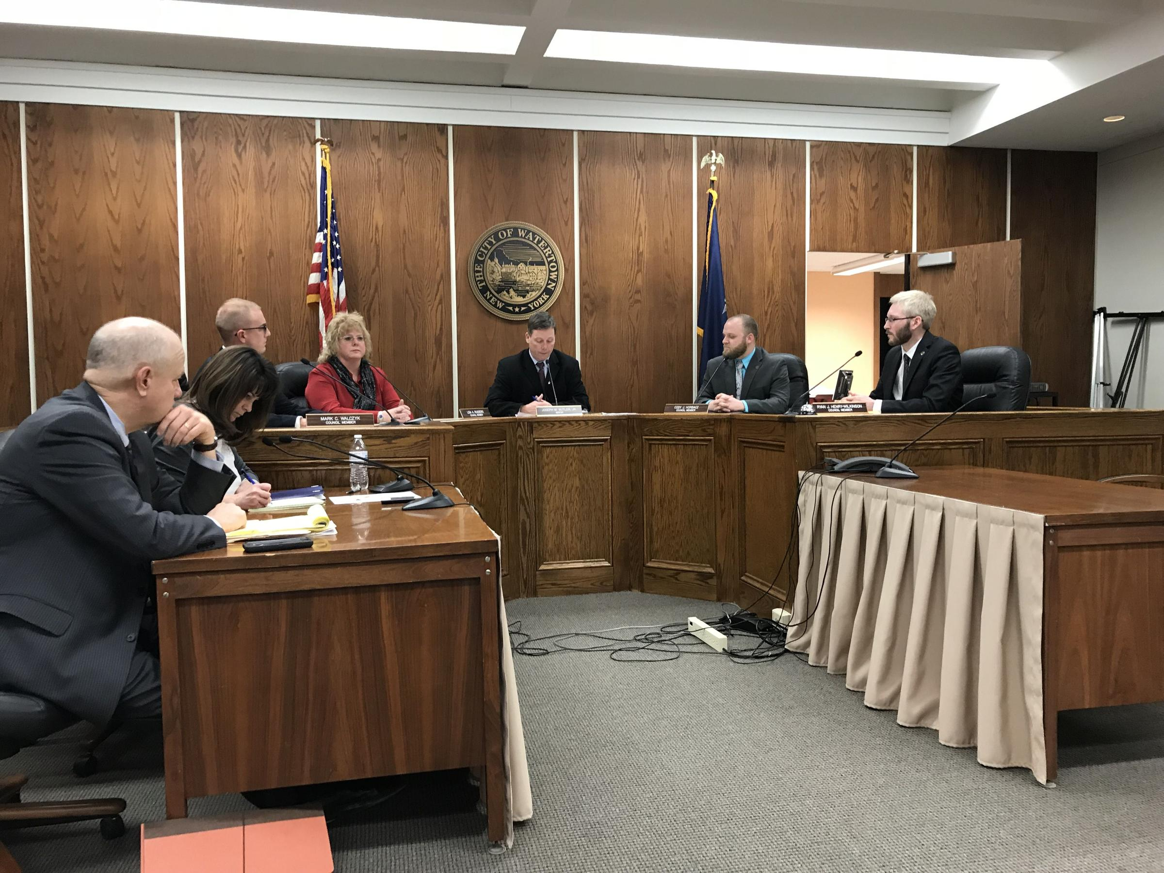 Watertown Council Passes Budget With 1.5 Percent Tax Increase
