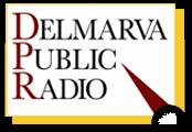 Delmarva Public Radio logo