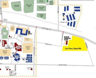 SU Foundation Acquires Court Plaza | Delmarva Public Radio