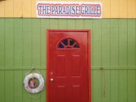 The Paradise Grille at Lucky's in Chance,MD