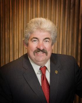 Wicomico County Council President Joe Holloway