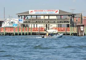 Crisfield Dock