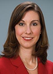 Delegate Jeannie Haddaway-Riccio (R-Dorchester)