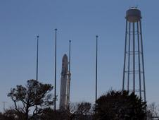 Antares Rocket Ready for Launch