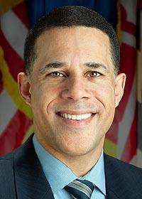 Lieutenant Governor Anthony Brown (D-Md)