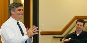 University of Delaware President Patrick Harker