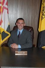 Salisbury Council President Jake Day