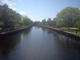 Wicomico River in Salisbury