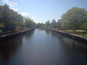 Wicomico River in Salisbury