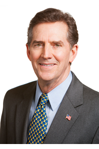 Former Senator Jim DeMint (R-South Carolina)
