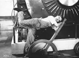 "Charlie Chaplin, ""Hard Times"""