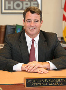 Maryland Attorney General Doug Gansler