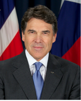 Governor Rick Perry (R-Tx)