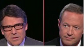 Governor Rick Perry (R-Tx) and Governor Martin O'Malley (D-Md) on Crossfire