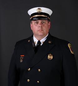 Salisbury Fire Chief Rick Hoppes