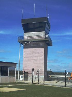 Wicomico Regional Airport Traffic Control Tower