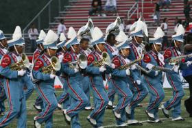 DSU Approaching Storm Marching Band