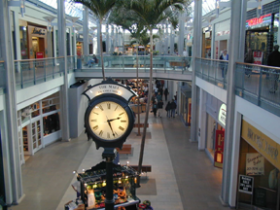Mall in Columbia, Original Section