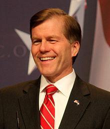 Former Virginia Governor Bob McDonnell