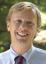 Senator Jame Brochin (D-Baltimore County)