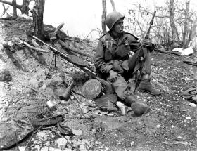 Soldier in Korea
