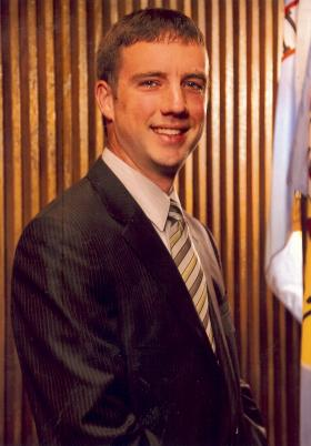 Wicomico County Council President Matt Holloway
