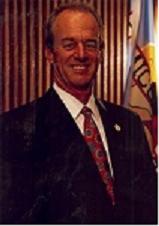 County Council member Bob Culver