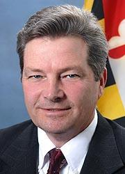 MD Agriculture Secretary Buddy Hance