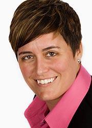 Delegate Heather Mizeur (D-Montgomery County)