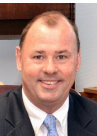 Interim DNR Secretary Joe Gill
