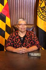 Council Member Shanie Shields