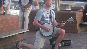 Governor Martin O'Malley on Banjo