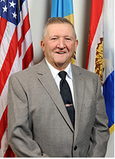 Sussex County Council Vice President Sam Wilson