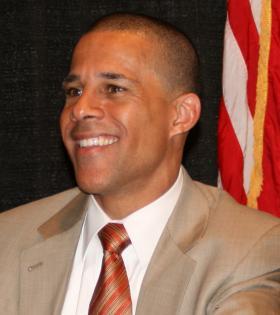 Lt. Gov. Anthony Brown (D)