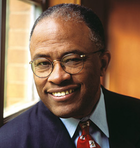 Former Baltimore Mayor Kurt Schmoke