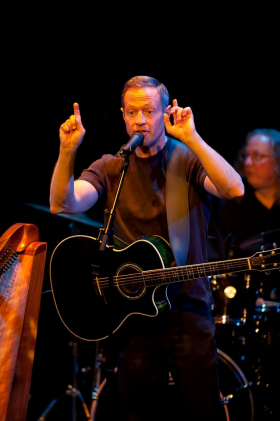 Governor Martin O'Malley with his Celtic Rock Band