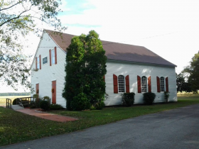 St. Paul's Episcopal Church in Hebron