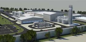 Proposed Data Center in Newark