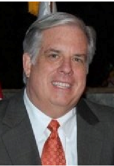 Republican Candidate for Governor Larry Hogan