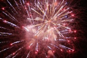 There will be fireworks in Salisbury on the 4th of July.