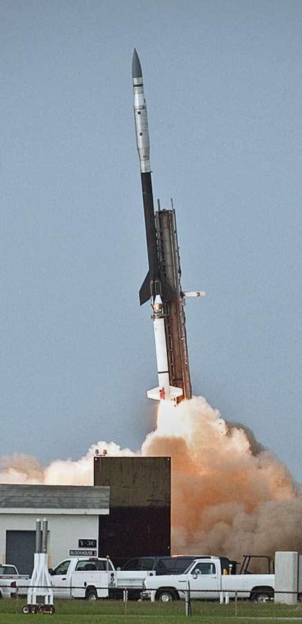 Suborbital Rocket