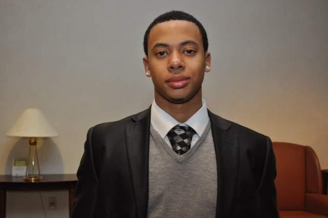 Devin Aaron, UMES Student