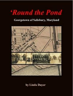 Round the Pond by Linda Duyer