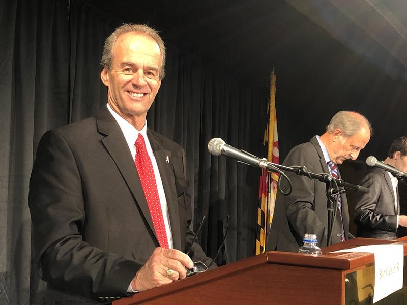 Wicomico County Executive Bob Culver (R)
