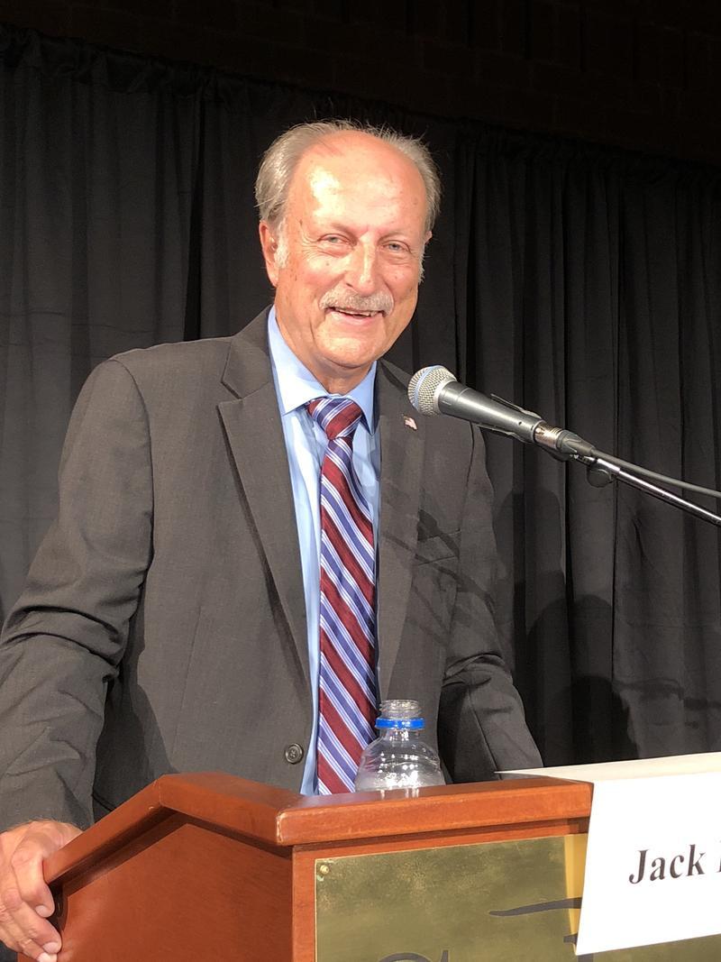 Wicomico County Executive Candidate Jack Heath (I)
