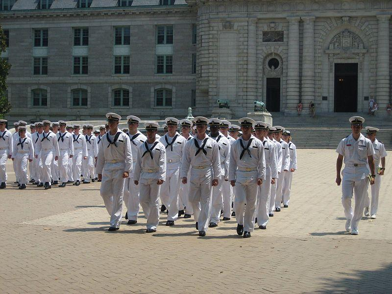 Academy harassment naval sexual