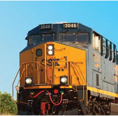 CSX Train Derails At Howard St. Tunnel